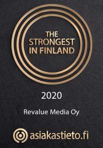 Suomen vahvimmat yritykset