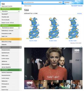 Foreca.fi videoformaatti